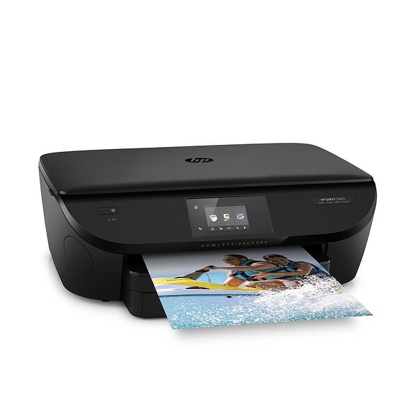 HP Envy 5660 Wireless All-in-One Photo Printer with Mobile Printing, F8B04A