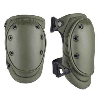 AltaFlex Knee Protectors AltaLok Olive Green - AT50413-09
