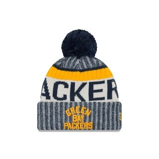 Green Bay Packers 2017 On-Field Acme Sport Knit Beanie