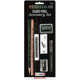 Prismacolor Premier Colored Pencil Accessory Set 7pcs-