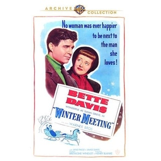 Winter Meeting DVD Movie 1948