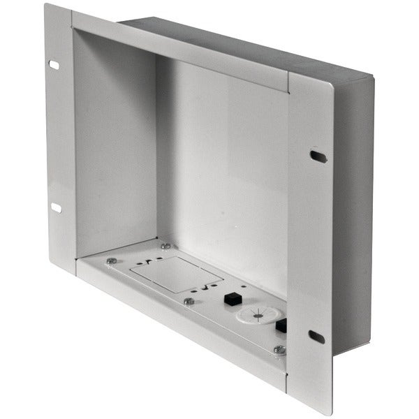 Peerless-Av Iba2-W In-Wall Metal Box With Knockout (Large; Without Power Outlet)