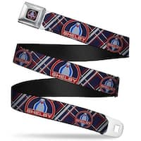 Shelby Cobra Full Color Black Gray Red Blue Shelby Cobra Plaid Navy Gray Seatbelt Belt