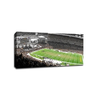 Pittsburgh - NFL - Touch of Color - 40x22 Gallery Wrapped Canvas Wall Art ToC