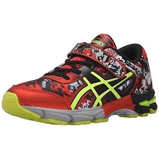 Asics Boys Gel-Noosa Tri 11 Adjustable Running Athletic Shoes - 10 medium (d)