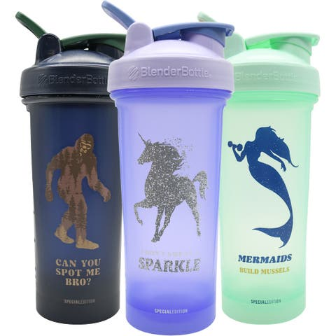 Blender Bottle Magical Creatures Classic 28 oz. Shaker Cup w/ Loop Top