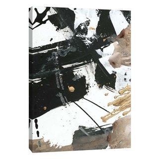 """PTM Images 9-108886  PTM Canvas Collection 10"""" x 8"""" - """"Cacophony 1"""" Giclee Abstract Art Print on Canvas"""