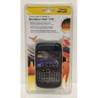 Otterbox Commuter Case for BlackBerry Bold 9700 (Black)