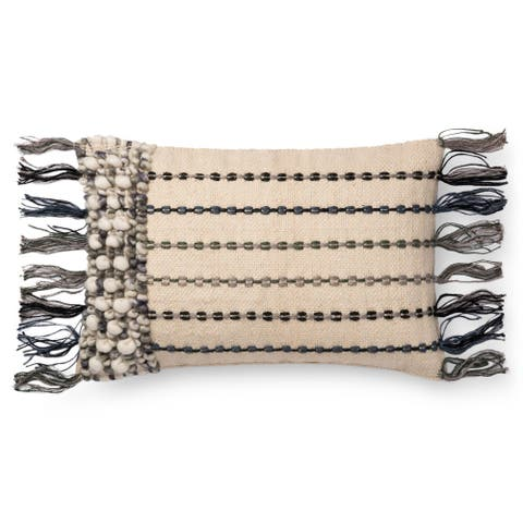 Alexander Home Stella Boho Stripe Throw Pillow