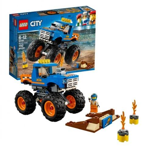 LEGO City Great Vehicles Monster Truck- 60180