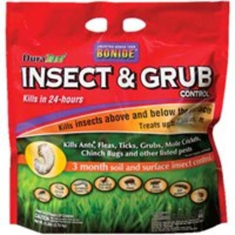 Bonide 60362 Duraturf Insect & Grub Killer, 6 lbs