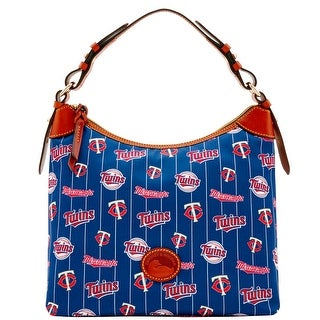 Dooney & Bourke MLB Twins Large Erica (Introduced by Dooney & Bourke at $168 in May 2016)