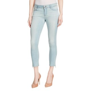 DL1961 Womens Florence Ankle Jeans Cropped Insta Sculpt
