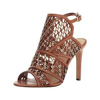 Vince Camuto Womens Korthina Dress Sandals Open Toe Cut-Out