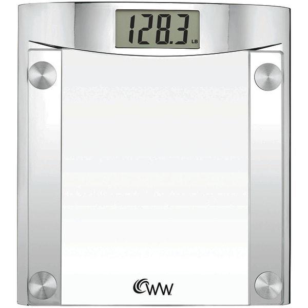 Conair Ww44 Weight Watchers(R) Glass Scale