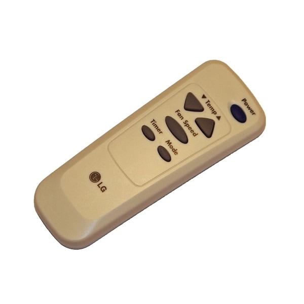 OEM LG Remote Control Originally Shipped With: LW120CS, LW1800ER, LW1800ERZ3, LW1804ER, LW240CE, LW250CE