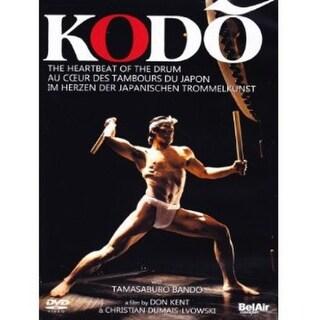 Kodo-Heartbeat of the Drum [DVD]