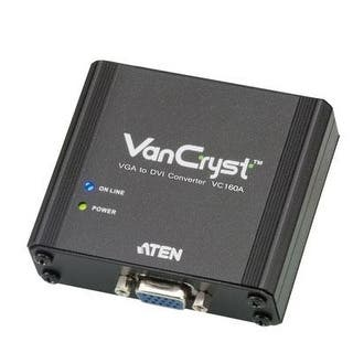 Aten Vga To Dvi Converter (Vc160a)|https://ak1.ostkcdn.com/images/products/is/images/direct/e147a62466310c10f6aa0ce2576c0bd6e6b4776f/Aten-Vga-To-Dvi-Converter-%28Vc160a%29.jpg?impolicy=medium