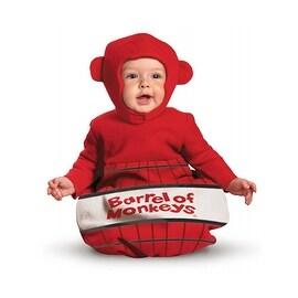 Barrel of Monkeys Infant Costume
