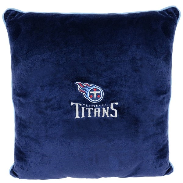 Shop Nfl Tennessee Titans Licensed Pillow Comfortable