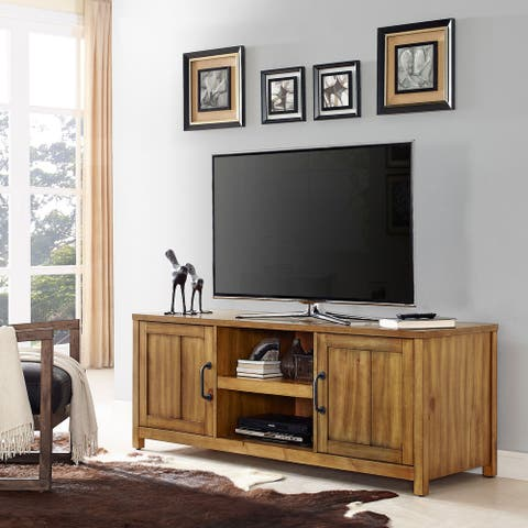 """60"""" Roots Tv Stand - 60 """"W x 20 """"D x 23.25 """"H"""