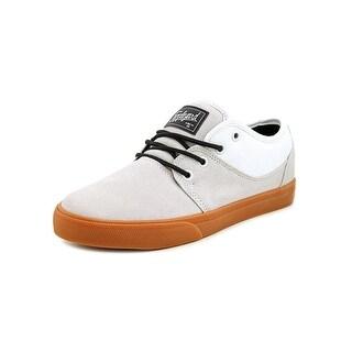 Globe Mahalo Round Toe Suede Skate Shoe
