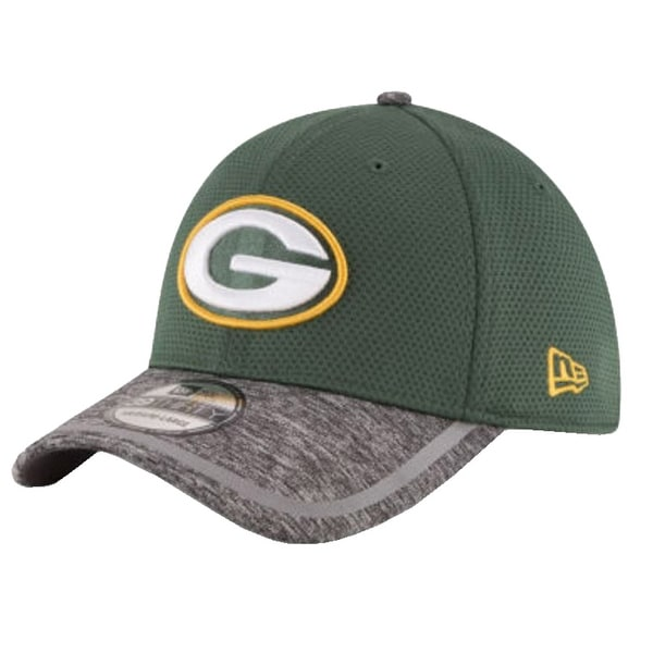 a9d052516 New Era Green Bay Packers Baseball Cap NFL On Field Training 39THIRTY  11282762