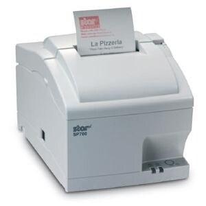 Star Micronics 37999160 Star Micronics SP700 SP712 Network Receipt Printer - 4.7 lps Mono - 203 dpi - Ethernet