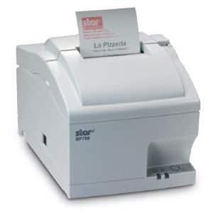 Star Micronics 37999160 Star Micronics SP700 SP712 Network Receipt Printer - 4.7 lps Mono - 203 dpi - Ethernet