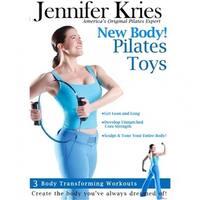 Bayview BV0263 New Body Pilates Toys With Jennifer Kries