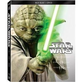 Star Wars Trilogy - Star Wars Trilogy: Episodes 1-3 [BLU-RAY]