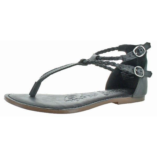 Naughty Monkey In Luck Now Women's Leather Sandal