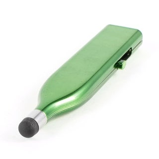 Unique Bargains Smartphone Tablet PC Green Capacitive Touch Screen Stylus Pen Replacement