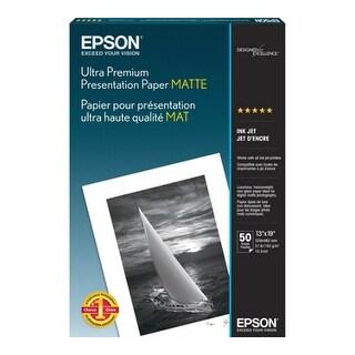 Epson Ultra Premium Presentation Paper Matte Archival Matte Paper