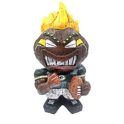 Green Bay Packers Tiki Character 8 Inch - 8 Inch
