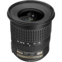 Nikon AF-S DX NIKKOR 10-24mm f/3.5-4.5G ED Lens (Open Box)