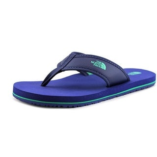 The North Face Base Camp Flip Flop Youth Synthetic Blue Flip Flop Sandal