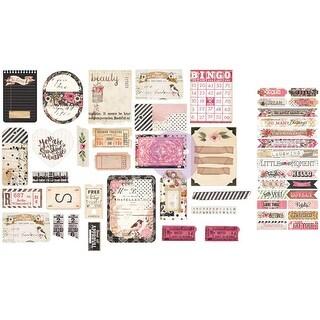 Rossibelle Ephemera Cardstock Die-Cuts-