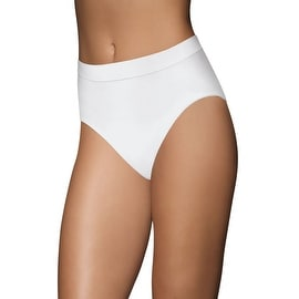 Bali Women's One Smooth U All-over Smoothing Hi-Cut Brief Panty