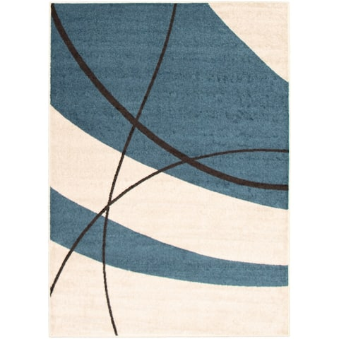 ECARPETGALLERY Cosi Modern & Contemporary Rug
