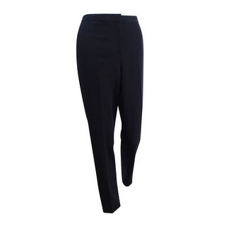 Tommy Hilfiger Women's Modern Straight-Leg Pants - Black