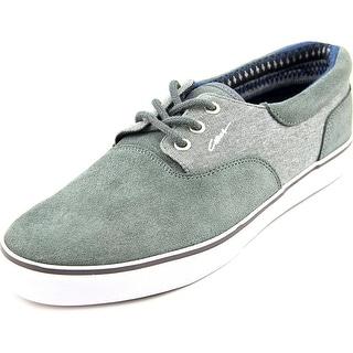 Circa Valeo SE Round Toe Suede Fashion Sneakers