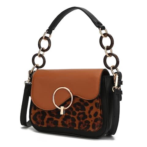 MKF Collection Serena Crossbody Bag by Mia K.