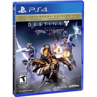 Activision 87442 Activision Destiny: The Taken King - Legendary Edition - Action/Adventure Game - PlayStation 4