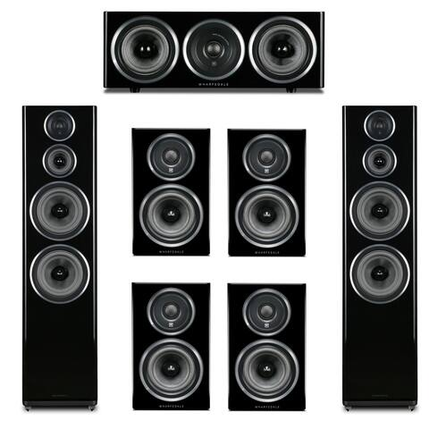 Wharfedale Diamond 11 System Black 7.0 11.5, 11.CC, 11.0