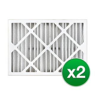 """""""Replacement Air Filter for York 16 x 22 x 5 MERV 11 (2-Pack) Replacement Air Filter"""""""