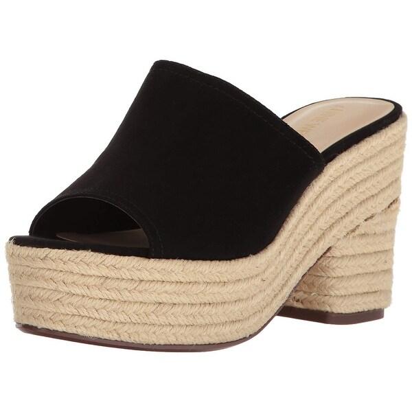 Shop - Nine West Women's Skyrocket Suede Dress Sandal - Shop 8 - - 23591792 d0894b
