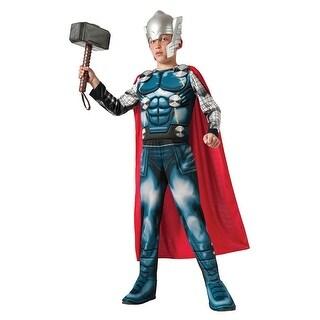 Boys Deluxe Avengers Thor Halloween Costume