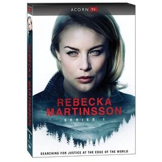 Rebecka Martinsson, Series 1 - DVD Set 8 Episodes - Swedish - English Subtitles