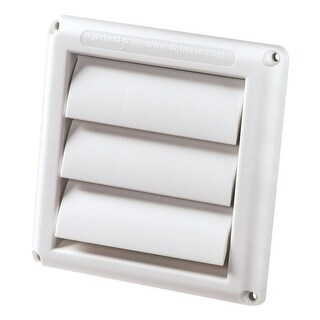Deflecto hs4w/18 supurr-vent replacement vent hood